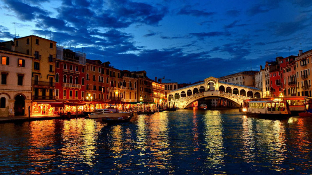 Venice Day and night excursion, Rialto, Canal Grande, Venice